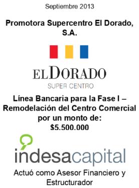 SEPT 2013 - EL DORADO
