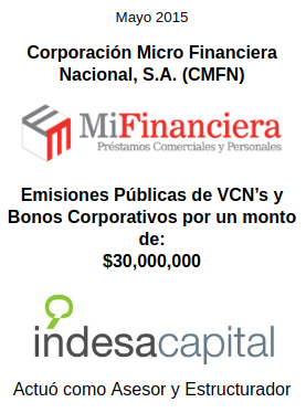 MAYO 2015 - MIFINANCIERA